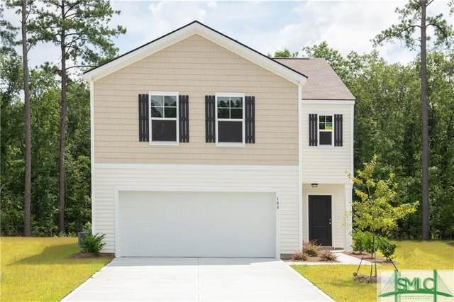 130 Cotton Bluff Court, Guyton, GA 31312 (MLS #226262) :: Coastal Homes of Georgia, LLC