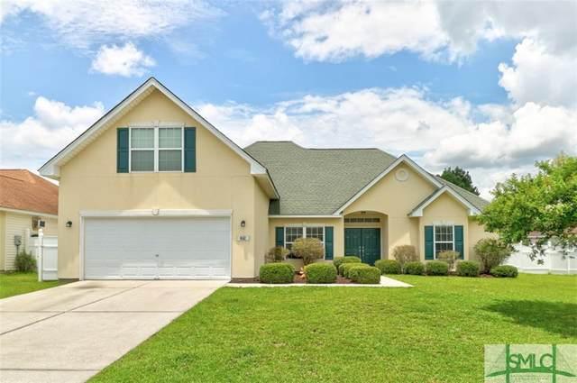 842 Hyacinth Circle, Guyton, GA 31312 (MLS #226299) :: Heather Murphy Real Estate Group