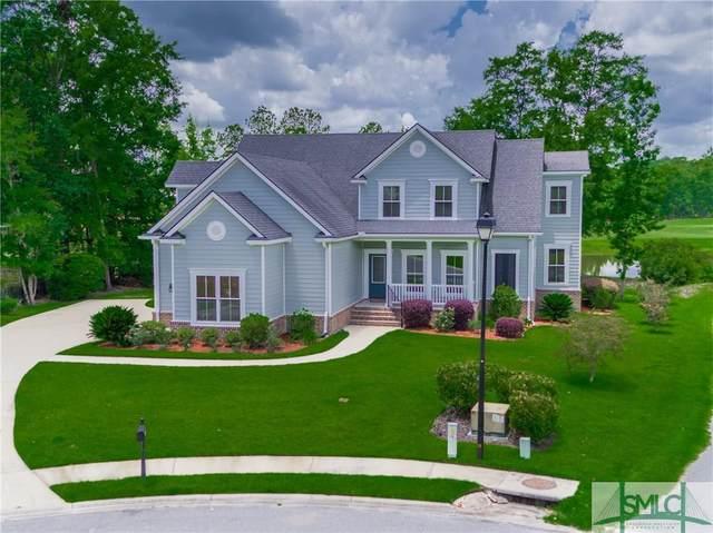 125 Fair View Drive, Richmond Hill, GA 31324 (MLS #226314) :: Teresa Cowart Team