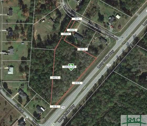 0 Highway 196 / Waymaker Drive, Midway, GA 31320 (MLS #226352) :: Bocook Realty