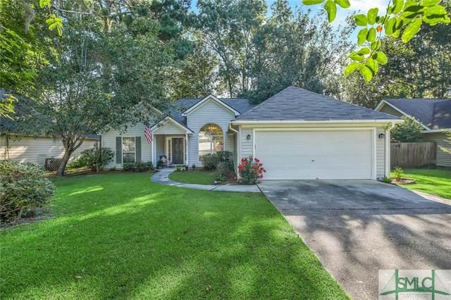 129 Red Fox Drive, Savannah, GA 31419 (MLS #226366) :: The Arlow Real Estate Group