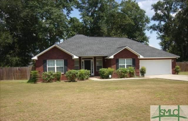 49 Harris Norman Boulevard, Allenhurst, GA 31301 (MLS #226396) :: Heather Murphy Real Estate Group