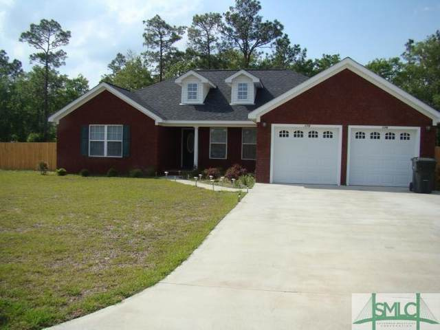 179 Winchester Way SE, Allenhurst, GA 31301 (MLS #226397) :: Keller Williams Coastal Area Partners