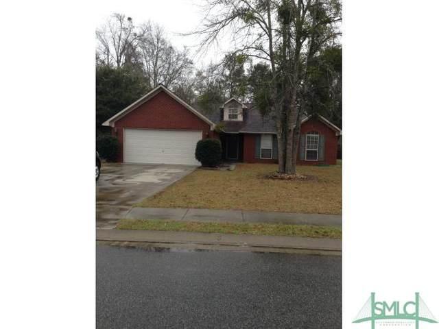 171 Wayfair Lane, Hinesville, GA 31313 (MLS #226404) :: Heather Murphy Real Estate Group