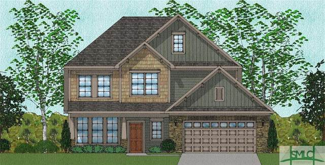 2707 Castleoak Drive, Richmond Hill, GA 31324 (MLS #226455) :: Teresa Cowart Team