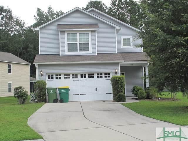 119 Hamilton Grove Drive, Pooler, GA 31322 (MLS #226460) :: The Sheila Doney Team
