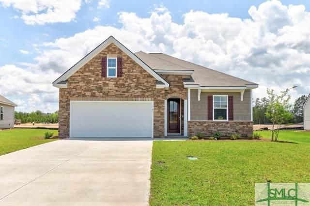 114 Oldwood Drive, Pooler, GA 31322 (MLS #226483) :: The Arlow Real Estate Group
