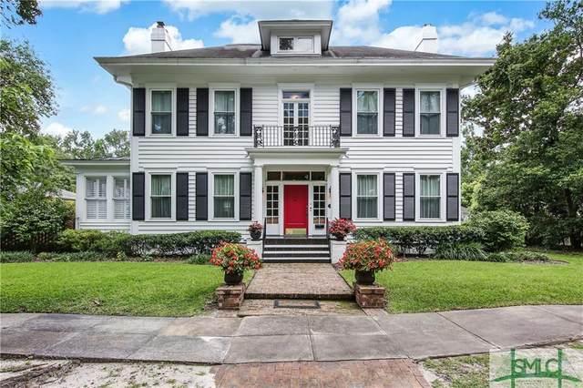 11 E 50th Street, Savannah, GA 31405 (MLS #226503) :: Liza DiMarco