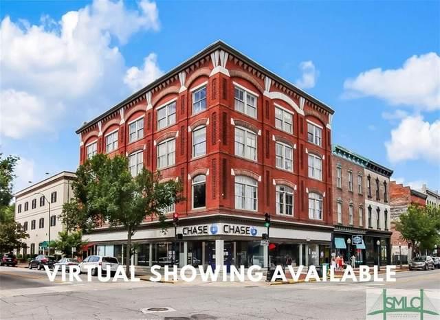 101 Barnard Street #201, Savannah, GA 31401 (MLS #226525) :: The Arlow Real Estate Group
