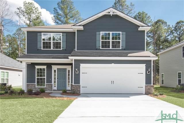 131 Red Maple Lane, Guyton, GA 31312 (MLS #226570) :: The Arlow Real Estate Group