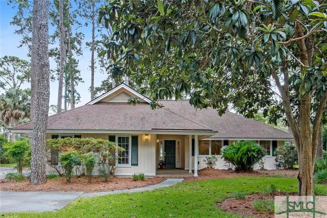 4 Woodard Lane, Savannah, GA 31411 (MLS #226593) :: Glenn Jones Group | Coldwell Banker Access Realty