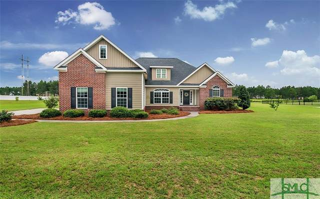 1020 Johnson Drive, Statesboro, GA 30461 (MLS #226598) :: Partin Real Estate Team at Luxe Real Estate Services