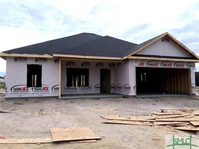 147 Rimes Avenue SE, Ludowici, GA 31316 (MLS #226604) :: Partin Real Estate Team at Luxe Real Estate Services