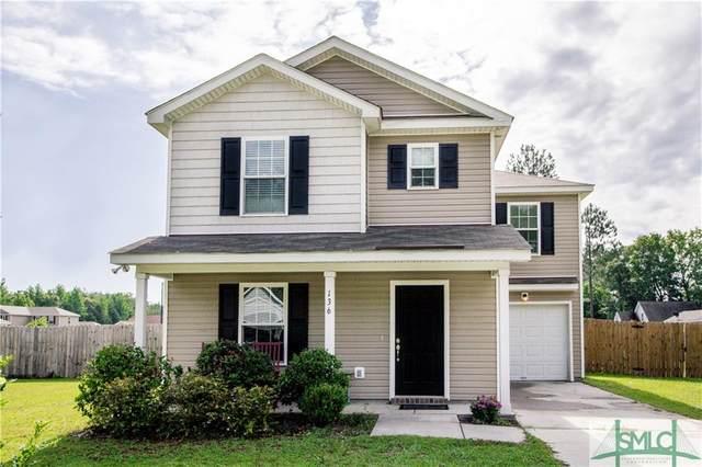 136 Sand Pine Court, Springfield, GA 31329 (MLS #226622) :: Bocook Realty