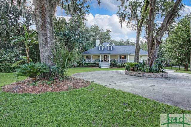 12 Morningside Drive, Savannah, GA 31410 (MLS #226627) :: Liza DiMarco