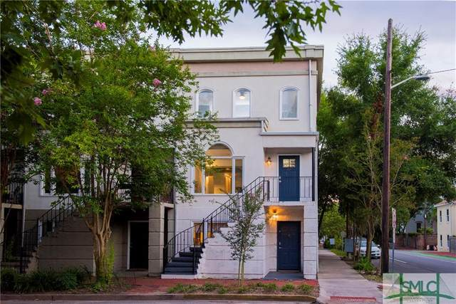 301 E Huntingdon Street, Savannah, GA 31401 (MLS #226633) :: The Arlow Real Estate Group