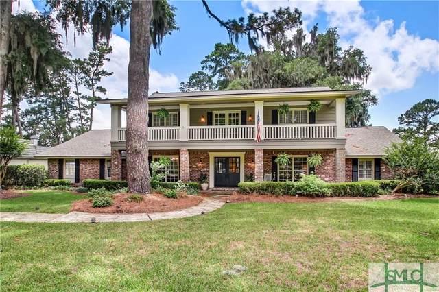 1505 Cedar Grove Plantation Drive, Savannah, GA 31419 (MLS #226643) :: Heather Murphy Real Estate Group