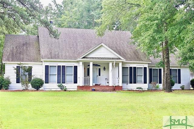 103 Wild Turkey Lane, Pooler, GA 31322 (MLS #226657) :: Keller Williams Coastal Area Partners