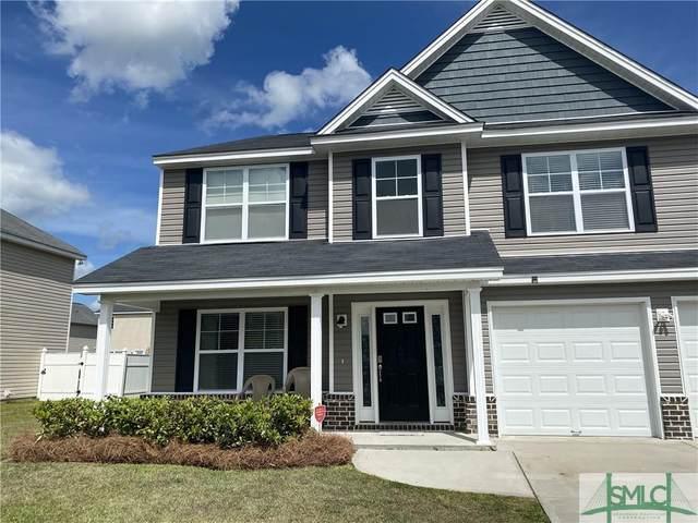 108 Miller Park Circle, Port Wentworth, GA 31407 (MLS #226668) :: Bocook Realty