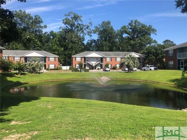 310 Tibet Avenue #10, Savannah, GA 31406 (MLS #226684) :: Heather Murphy Real Estate Group