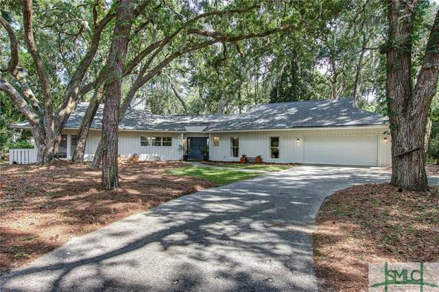 4 Tomochichi Lane, Savannah, GA 31411 (MLS #226691) :: McIntosh Realty Team