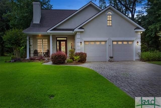 106 Sabal Lane, Savannah, GA 31405 (MLS #226717) :: Teresa Cowart Team