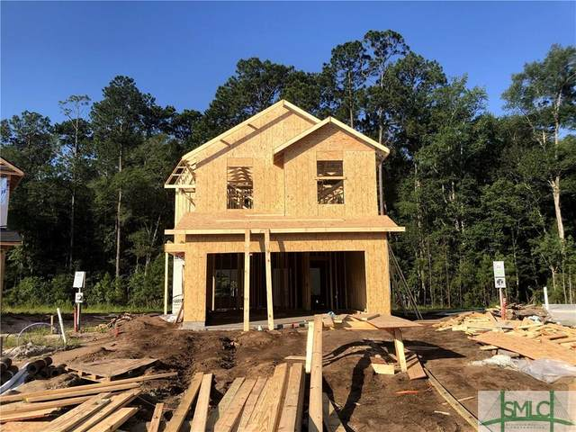 104 Hamlet Court, Hinesville, GA 31313 (MLS #226729) :: The Arlow Real Estate Group