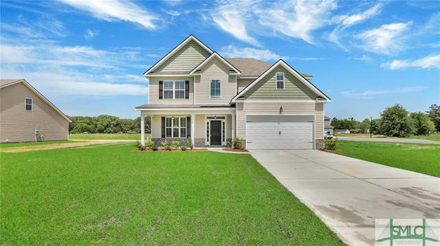 9 St Charles Drive, Guyton, GA 31312 (MLS #226732) :: Coastal Savannah Homes