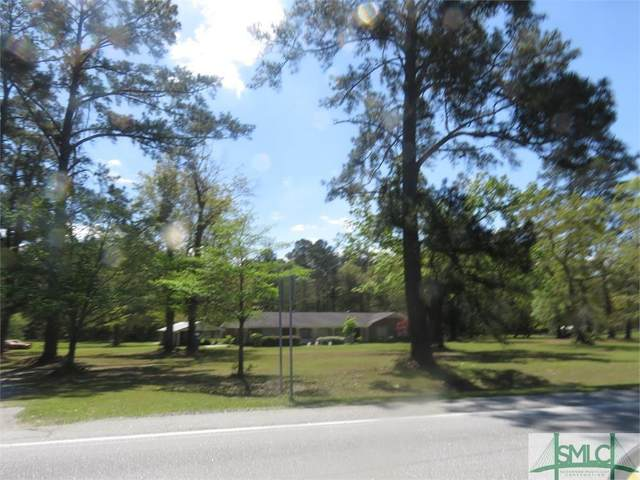 12550 Highway 280 Highway, Ellabell, GA 31308 (MLS #226745) :: Team Kristin Brown | Keller Williams Coastal Area Partners