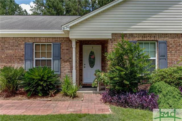 430 Shadowbrook Circle, Springfield, GA 31329 (MLS #226751) :: Bocook Realty