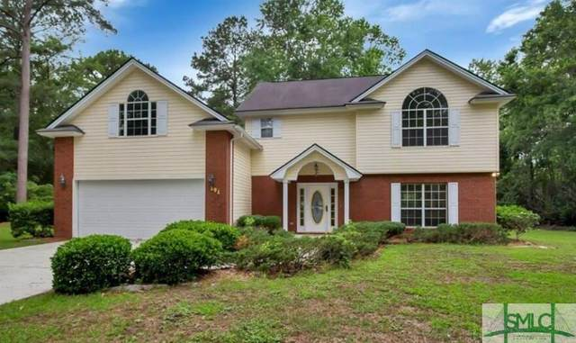 191 Cairnburgh Road, Richmond Hill, GA 31324 (MLS #226759) :: Heather Murphy Real Estate Group
