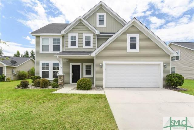270 Willow Oak Drive, Richmond Hill, GA 31324 (MLS #226817) :: The Arlow Real Estate Group