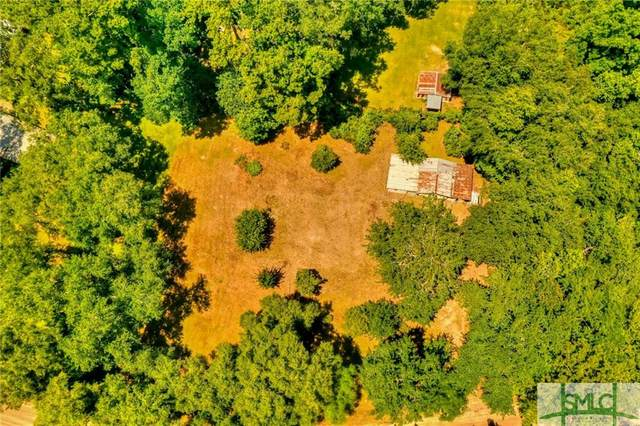 156 Wye Road, Midway, GA 31320 (MLS #226838) :: The Arlow Real Estate Group