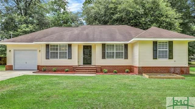 207 Maple Street, Bloomingdale, GA 31302 (MLS #226850) :: Keller Williams Coastal Area Partners