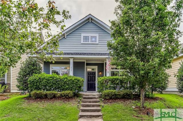 230 Clearwater Circle, Port Wentworth, GA 31407 (MLS #226855) :: Bocook Realty