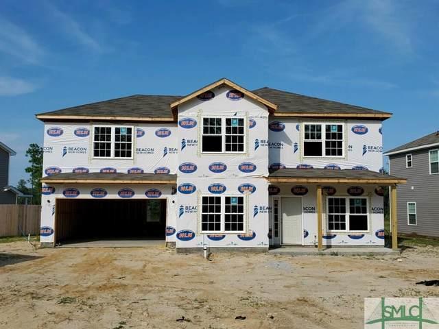 372 Coconut Drive, Bloomingdale, GA 31302 (MLS #226872) :: Bocook Realty