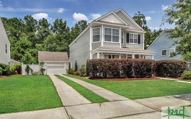 24 Westbourne Way, Savannah, GA 31407 (MLS #226877) :: Keller Williams Coastal Area Partners