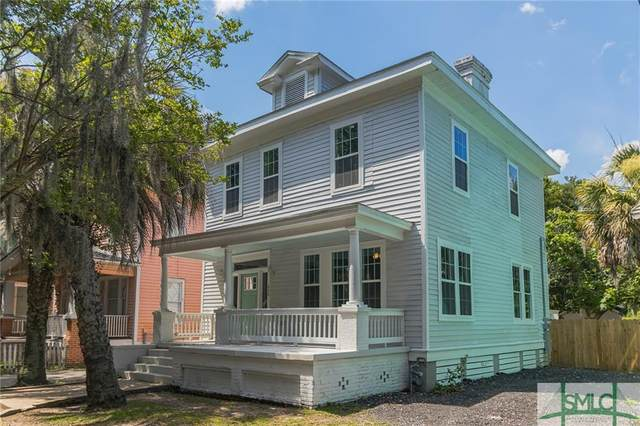608 W 37th Street, Savannah, GA 31415 (MLS #226878) :: Teresa Cowart Team