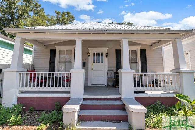 724 E 38th Street, Savannah, GA 31401 (MLS #226889) :: Level Ten Real Estate Group