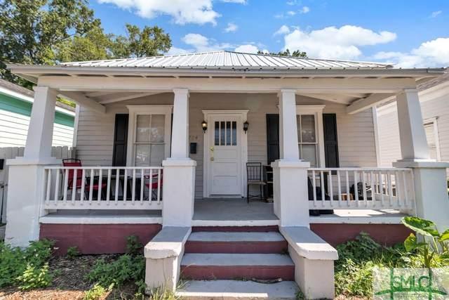 724 E 38th Street, Savannah, GA 31401 (MLS #226889) :: The Sheila Doney Team