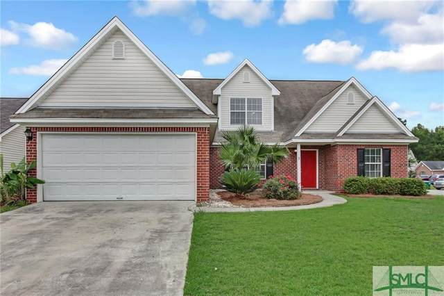 1 Camber Crossing, Port Wentworth, GA 31407 (MLS #226899) :: Keller Williams Realty-CAP