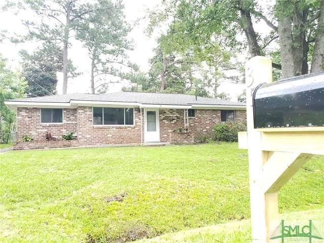 35 Merrydell Drive, Savannah, GA 31419 (MLS #226901) :: Glenn Jones Group | Coldwell Banker Access Realty