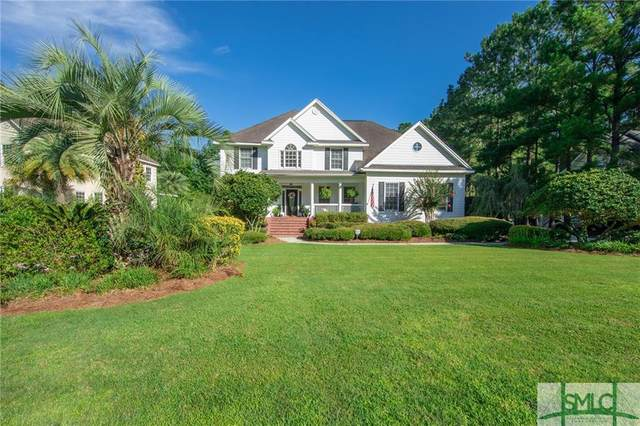121 Greenview Drive, Savannah, GA 31405 (MLS #226917) :: Teresa Cowart Team