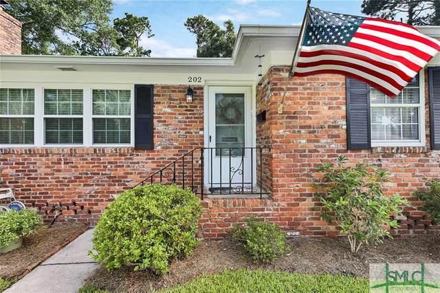 202 Brandywine Road, Savannah, GA 31405 (MLS #226919) :: Keller Williams Coastal Area Partners