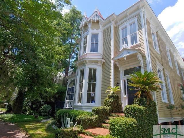 222 E Gwinnett Street, Savannah, GA 31401 (MLS #226941) :: The Arlow Real Estate Group