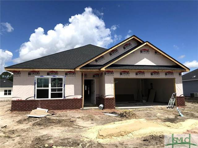 75 Abode Avenue, Hinesville, GA 31314 (MLS #226951) :: The Arlow Real Estate Group