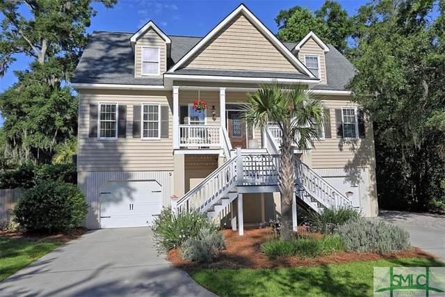 123 North Street, Savannah, GA 31410 (MLS #226962) :: The Arlow Real Estate Group