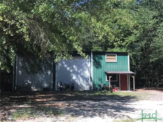 0 Sandy Ridge Road, Millen, GA 30442 (MLS #226965) :: Teresa Cowart Team