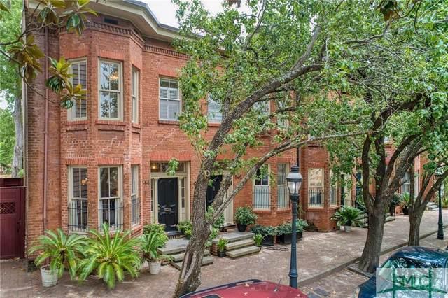 544 E Taylor Street, Savannah, GA 31401 (MLS #226971) :: Bocook Realty