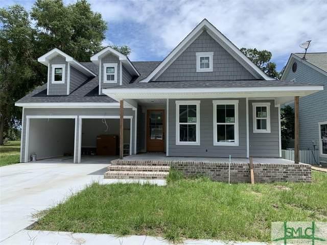 229 Village Drive, Midway, GA 31320 (MLS #226975) :: Teresa Cowart Team